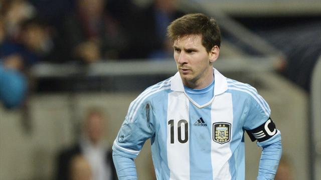 Сборная Аргентины