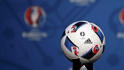 Официальный мяч чемпионата Европы