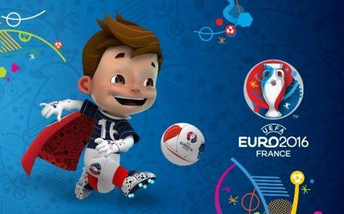 Талисман чемпионата Европы