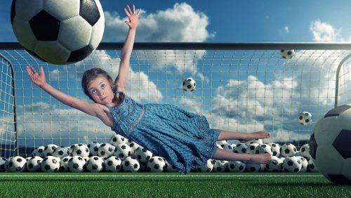 Спортивный интерес к футболу