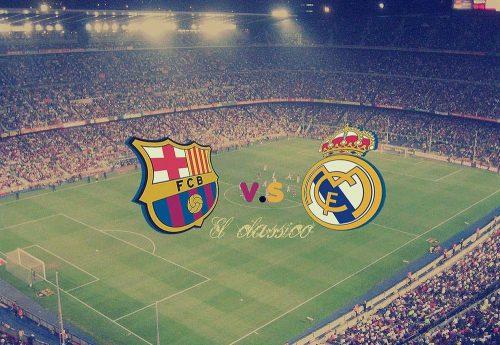 """""""Барселона"""" (Барселона) - """"Реал"""" (Мадрид)"""